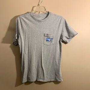 Vineyard Vines Gray T-shirt Size XS!!!